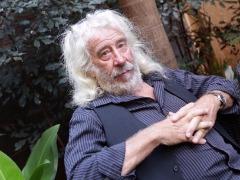O arquiteto norte-americano Michael Reynolds - Foto: Murilo Corte / ME