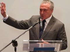 O presidente Michel Temer (PMDB) - Foto: José Cruz / Agência Brasil
