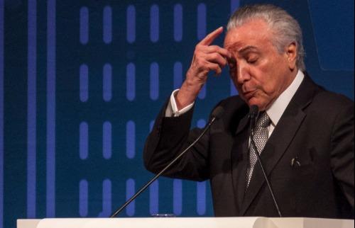 Marivaldo Oliveira/Codigo19 - Michel Temer