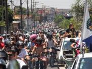 Benção das Motos reúne milhares de motociclistas em Araraquara