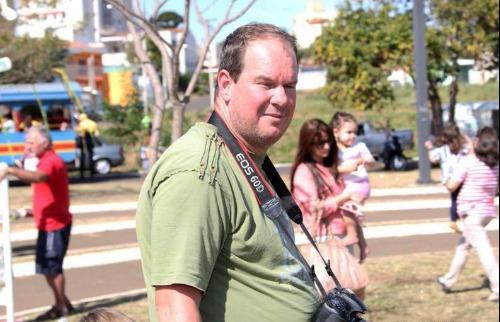 (foto: Eduardo Migliato) - Milton Rogério Linari morreu durante a noite de sábado (16) (foto: Eduardo Migliato)