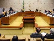 Barroso diz que Toffoli deve se pronunciar em nome do STF sobre fala de filho de Bolsonaro
