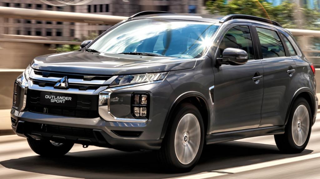 Mitsubishi Outlander Sport: divulgação - Foto: Auto ON