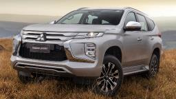 Mitsubishi Pajero: influência familiar