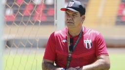 Botafogo anuncia o retorno do técnico Moacir Júnior