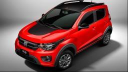 Versão Trekking é o destaque da nova geração do Fiat Mobi