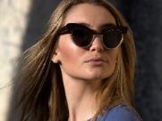 Acessórios: óculos de sol traz moldura fashion do olhar