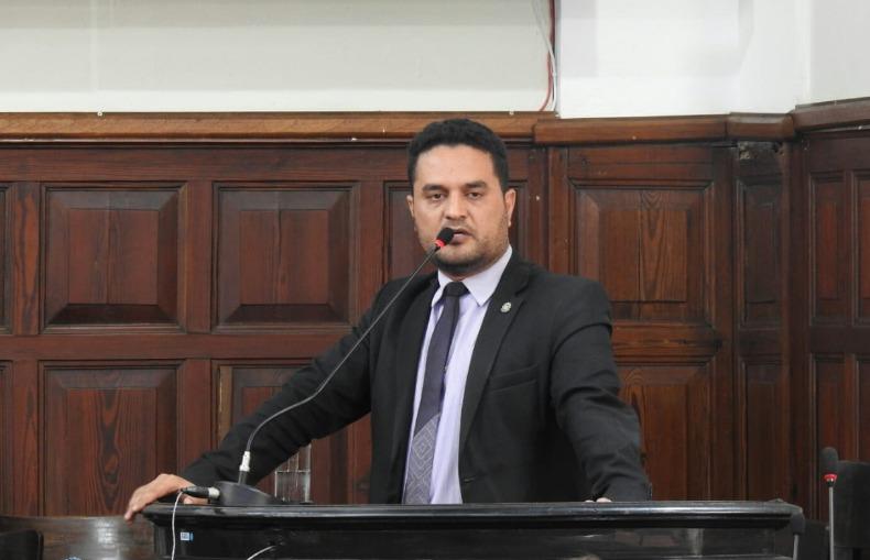 Vereador Moisés Lazarine (DEM). Foto: ACidade ON São Carlos