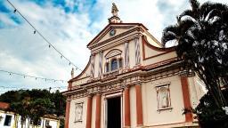 Santuário faz de Monte Alegre do Sul uma referência de fé