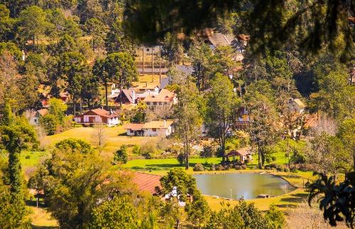 A tranquilidade da montanhas de Monte Verde, em Minas Gerais (foto: Marco Vaz / Divulgação Secretaria de Turismo de Monte Verde) - Foto: Marco Vaz / Divulgação Secretaria de Turismo de Monte Verde