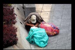 Mesmo aumentando, população em situação de rua ainda é invisível para muitos