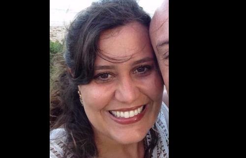 Da reportagem - Morre a enfermeira Paula Fiochi