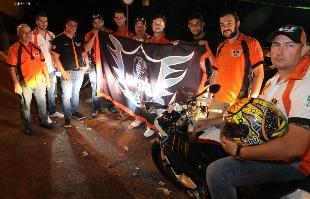 Matheus Urenha / A Cidade - O Moto Clube Vipers foi fundado em 2008 e toda quinta-feira tem reunião do grupo