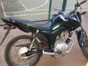 Irmãos são presos com moto roubada em Araraquara