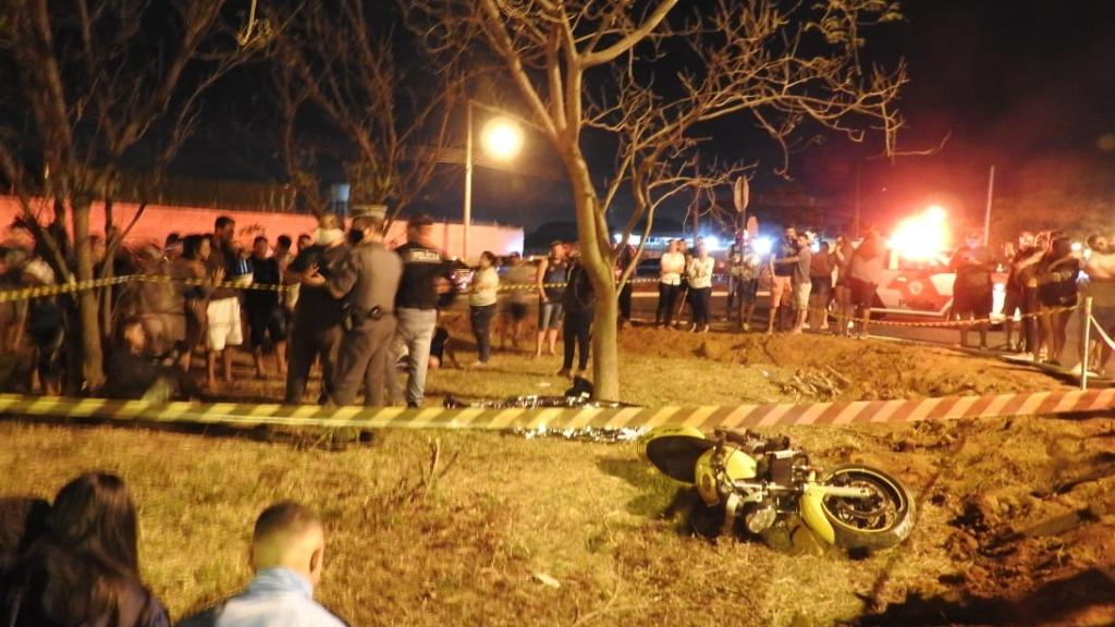 Motociclista morre em grave acidente de trânsito (Foto: ACidadeON/Walter Strozzi) - Foto: ACidade ON - Araraquara