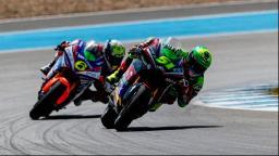 Piloto Eric Granado é o mais rápido nos treinos na Moto-E