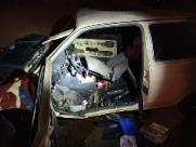 Motorista suspeito de embriaguez se envolve em acidente na Anhanguera