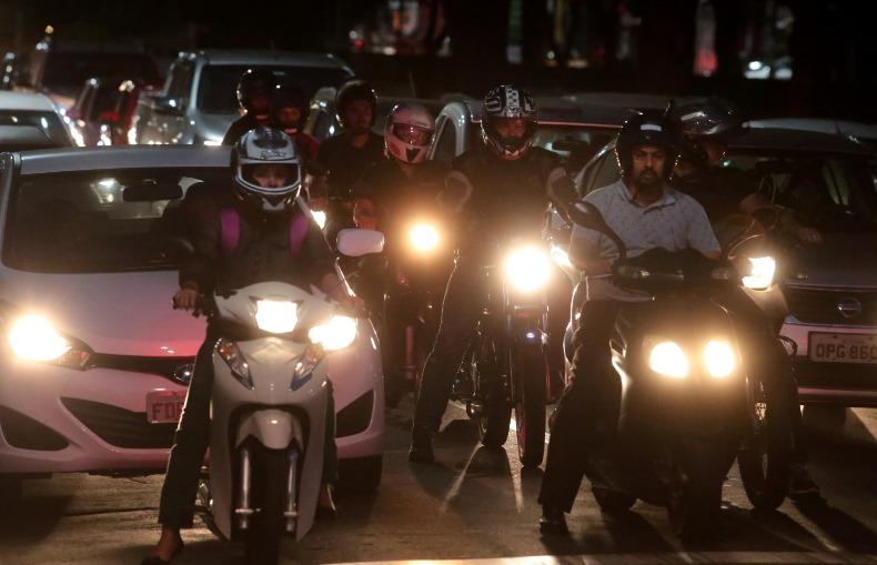 a767d5124 ... recorde: Com 135 mil motocicletas, Ribeirão Preto tem uma proporção de  um veículo de duas rodas para cada 5 habitantes (foto: Matheus Urenha / A  Cidade)