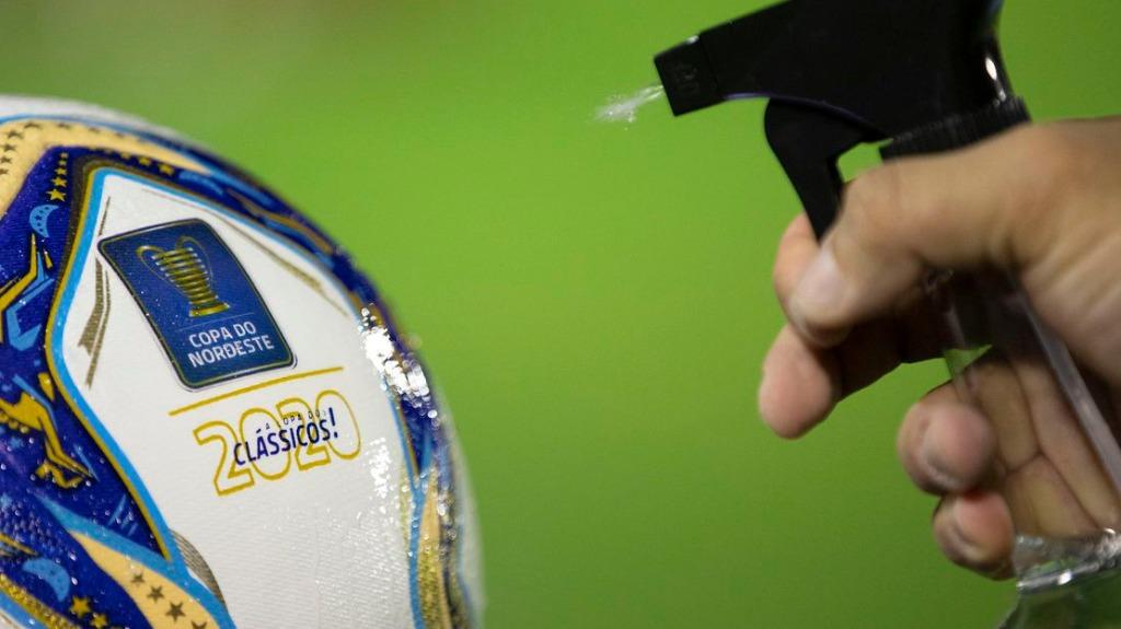 Mudança acontece após primeira rodada do Brasileiro. (Foto: Lucas Figueiredo/CBF/Divulgação) - Foto: Lucas Figueiredo/CBF/Divulgação