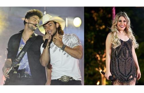 ACidade ON - Araraquara - Munhoz e Mariano se apresentam no sábado; Naiara Azevedo canta hoje, em Trabiju