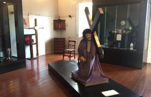 Museu Voluntários da Pátria, em Araraquara (Foto: Fernanda Manécolo) - Foto: ACidade ON - Araraquara