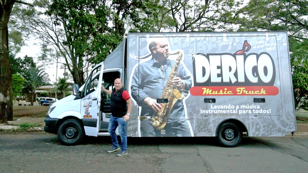 Derico - Foto: EPTV