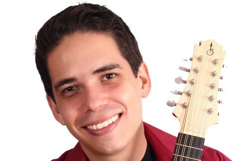 Giuseppe Stuckert/ Divulgação - A música instrumental de Tiago Santos chega a Ribeirão Preto nesta quarta (26)