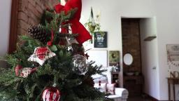 Decoração de Natal: afetiva, rústica, artesanal e lúdica