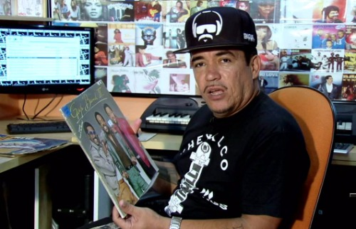 Divulgação - Ndee Naldinho é uma das atrações do Hip Hop neste domingo