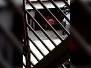 Veja momento do tiro que matou suspeito de assalto à Viracopos