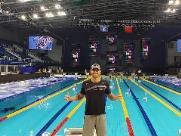 Nicholas Santos, de Ribeirão Preto, é bronze no mundial de natação
