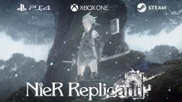 Square Enix anunciou o Remaster de Nier Replicant!