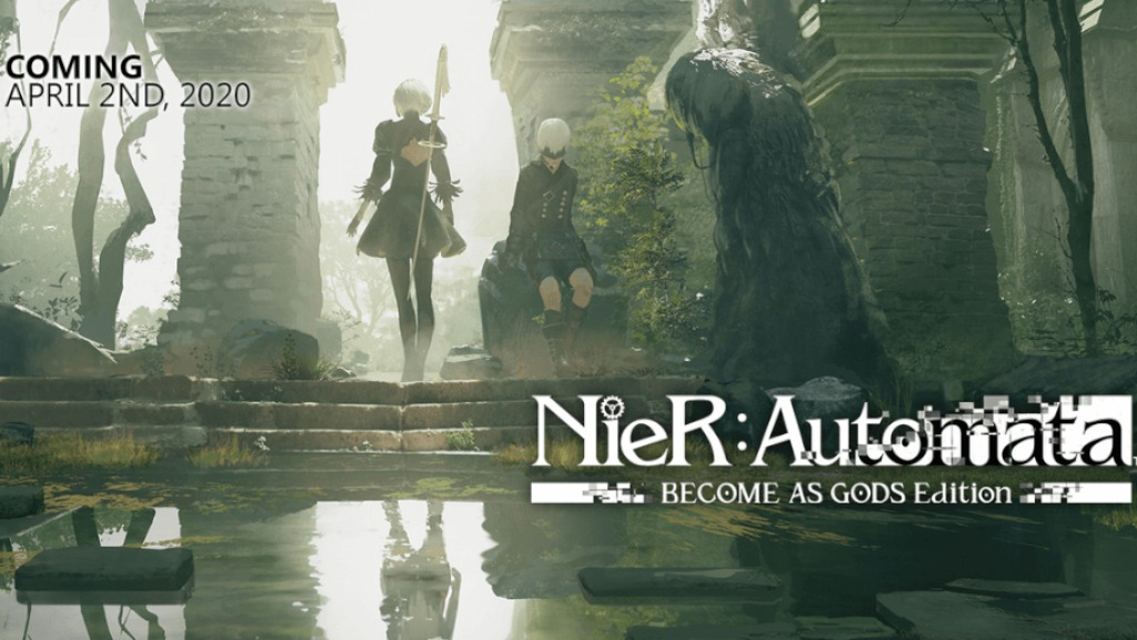Nier Automata Become as Gods - Foto: Game ON TV
