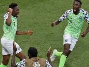Nigéria vence Islândia e terá duelo com Argentina por vaga