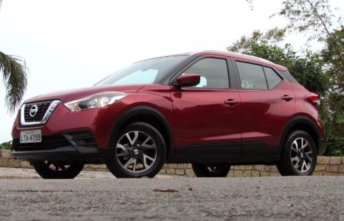 Nissan Kicks - Foto: : Márcio Maio/Carta Z Notícias