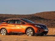 Terceira geração do pioneiro Nissan Murano concentra seu foco no público feminino