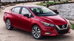 Nissan confirma o novo Versa para o Brasil em 2020