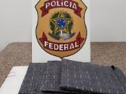 PF apreende 5kg de cocaína com espanhol em Viracopos