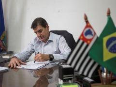 bandeira de governo  Passa a Limpo marcou os primeiros meses da gestão Duarte Nogueira em 2017 - Foto: Weber Sian / A Cidade