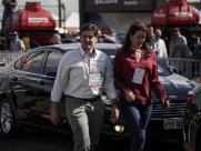 Prefeito Duarte Nogueira e advogada Samanta Pineda se separam