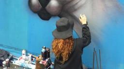 Hortolândia recebe festival de grafite neste final de semana