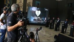 Governo de SP atualiza situação da covid no Estado às 12h45