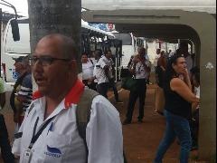 Nova paralisação acontece no transporte público de São Carlos - Foto: ACidade ON - São Carlos