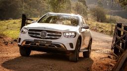 COLUNA: Mercedes-Benz apresenta o novo GLC