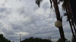 Ribeirão tem previsão de chuva durante o dia e à noite
