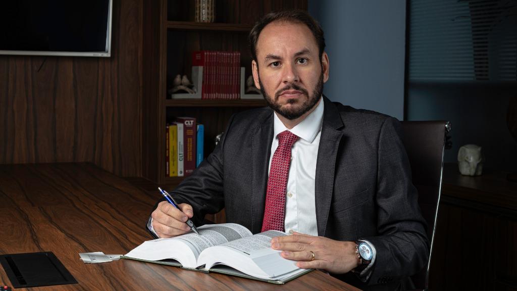 O advogado Leandro Nagliate (Foto: Divulgação) - Foto: Divulgação
