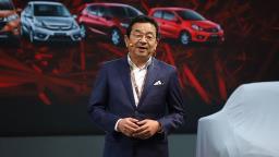 CEO da Honda questiona modelo de carros elétricos