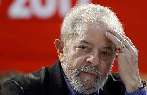 Agência Brasil - O ex-presidente está preso na sede da PF em Curitiba