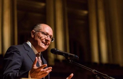 Reprodução/Facebook Geraldo Alckmin - O governador de São Paulo, Geraldo Alckmin (PSBD). Créditos: Reprodução/Facebook Geraldo Alckmin