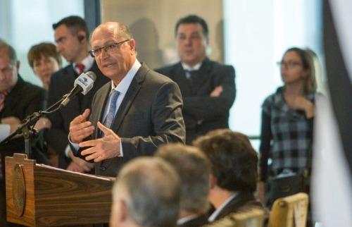 Divulgação - O governador Geraldo Alckmin (PSDB) vai vetar o projeto de lei que restringe o uso de animais em atividades de ensino
